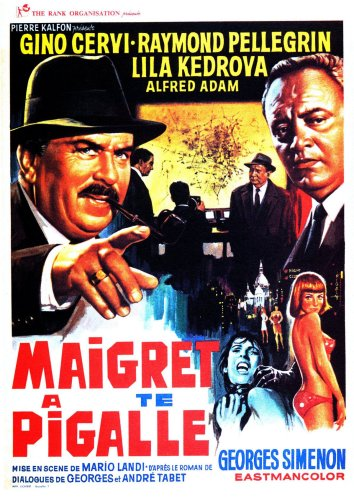 maigret a pigalle(1966)