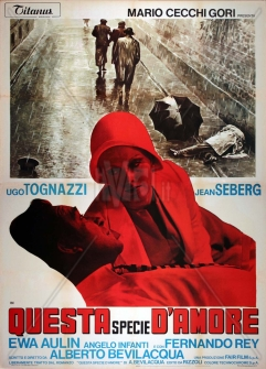 Questa specie d'amore (1971)