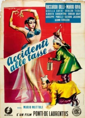 accidenti alle tasse (1951)